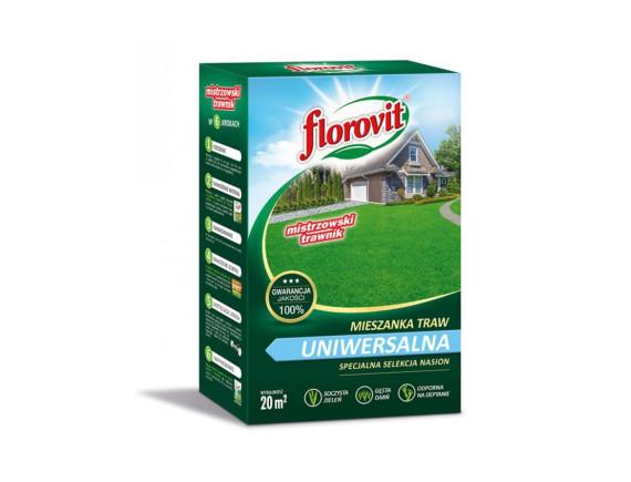 Семена газонной травы Флоровит Универсальная, коробка 0,5кг