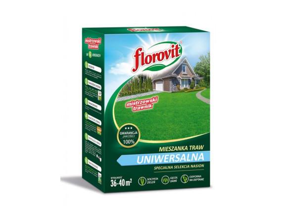 Семена газонной травы Флоровит Универсальная, коробка 0,9кг