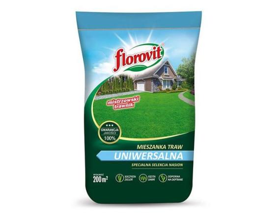 Семена газонной травы Флоровит Универсальная, мешок 5кг