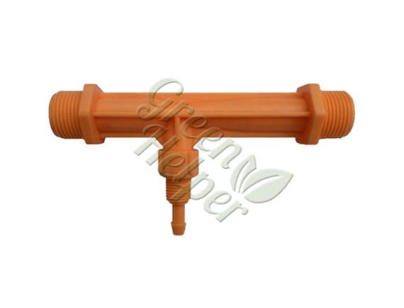 Инжектор Вентури для внесения удобрений, 3/4″