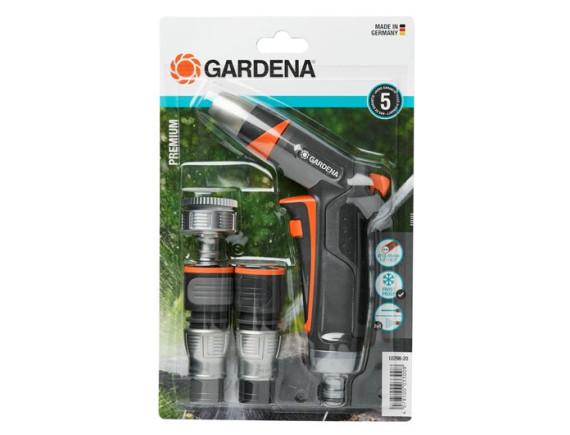 Комплект для полива Gardena Premium базовый