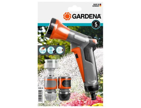 Комплект фитингов с распылителем Gardena