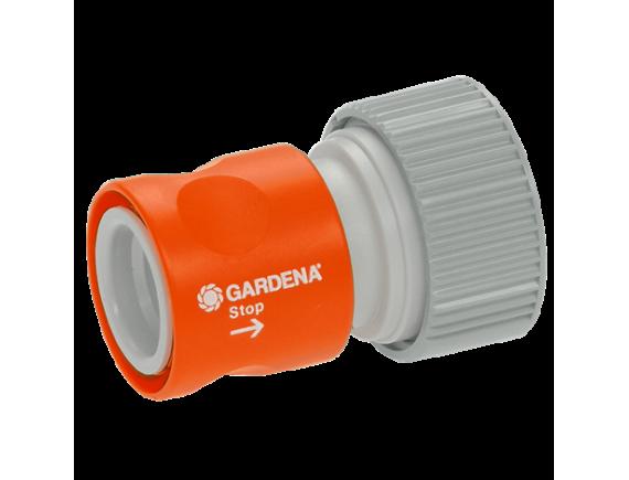 """Коннектор Gardena """"Профи"""" с автостопом 19 мм (3/4"""")"""