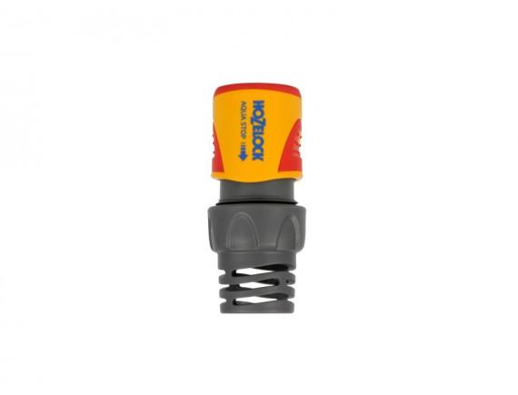 Коннектор HoZelock Aquastop Plus 2065 (15 мм и 19 мм)