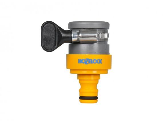 Коннектор HoZelock для крана круглого сечения 2176 (до 18 мм)