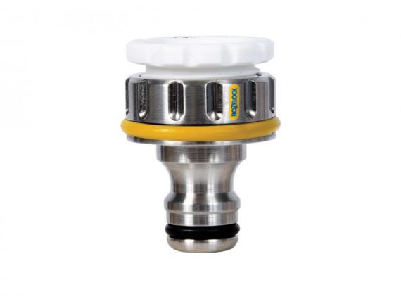 Коннектор HoZelock Pro для крана вне помещений  2041 (12,5 мм и 19 мм)
