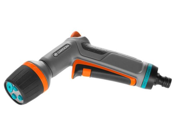 Пистолет-наконечник для полива Gardena Comfort ecoPulse