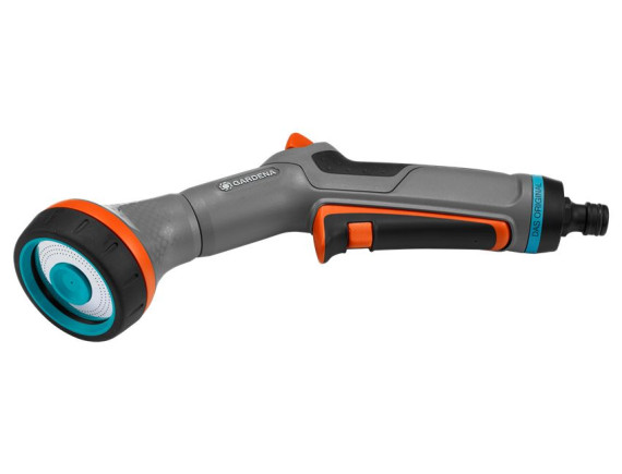 Пистолет-распылитель для полива Gardena Comfort с фиксатором