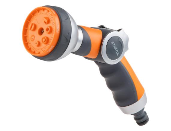 Пистолет-распылитель металлический 7-позиционный STARTUL GARDEN