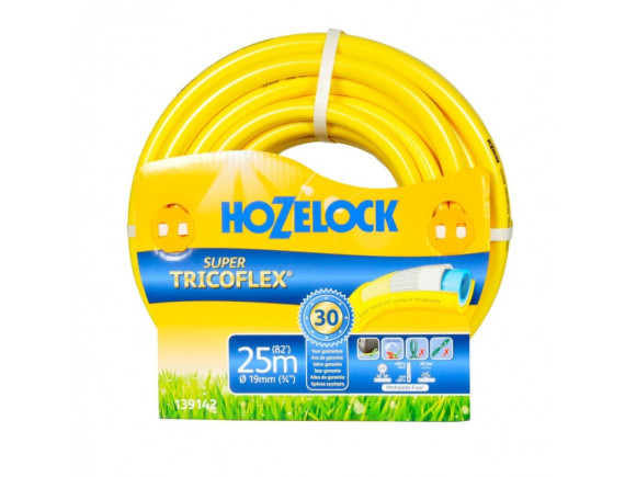 Шланг HoZelock Super Tricoflex Ultimate 139142 19мм - 25м
