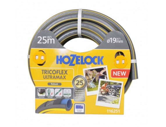 Шланг HoZelock Tricoflex Ultramax 116251 19мм - 25м