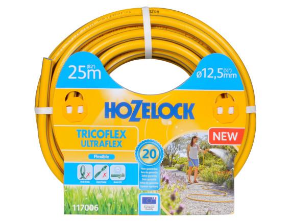 Шланг HoZelock Tricoflex Ultraflex 117006 12,5мм - 25м