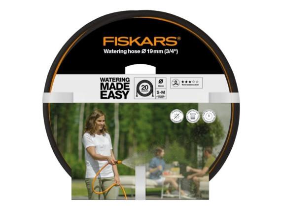 Шланг поливочный FISKARS Q3 19мм - 20м
