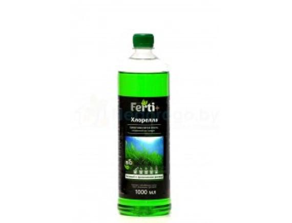 Хлорелла. Биостимулятор роста Ferti+, 1000мл