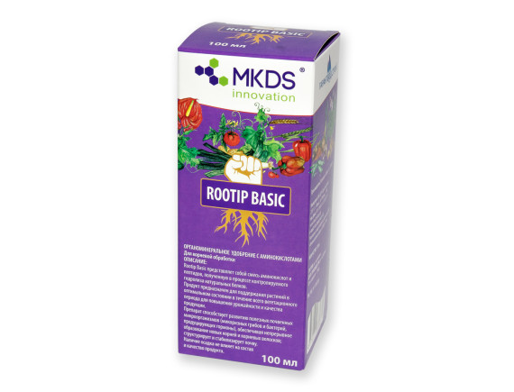 Органоминеральное удобрение Rootip Basic (100мл)