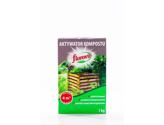 Активатор компоста гранулированный, 1кг
