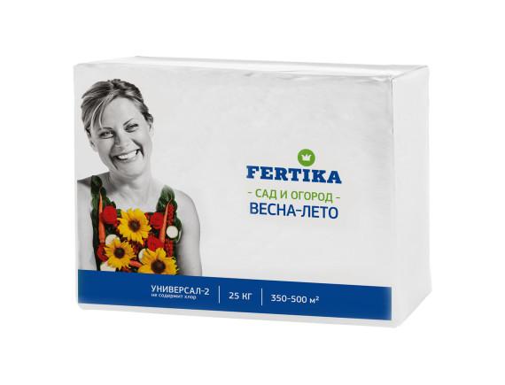 Комплексное удобрение Универсал-2 Fertika Весна-Лето, 25 кг