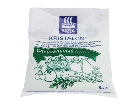 Минеральное удобрение Kristalon особый (специальный, зеленый)