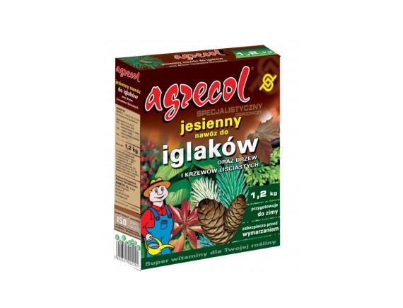 Осеннее удобрение для хвойных Agrecol