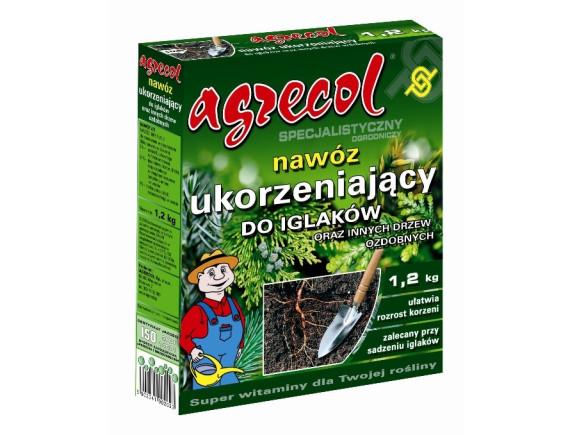 Удобрение Agrecol для хвойных укореняющее