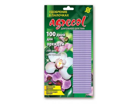Удобрение Agrecol в палочках для орхидей 100 дней (30 шт)
