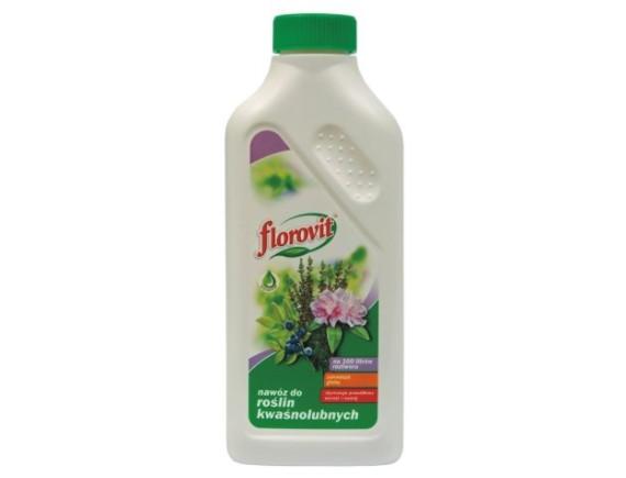 Удобрение Florovit для кислотолюбивых растений жидкое, 0,55кг
