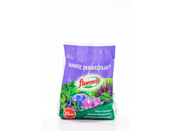 Удобрение Florovit закисляющее, пакет 1кг