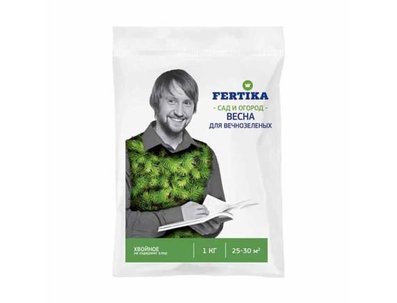 Весеннее удобрение для хвойных Fertika, 1 кг