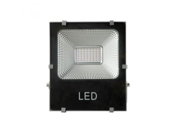 Прожектор для растений UNIEL ULF-P41-50W/SPBR IP65 170-265В GREY