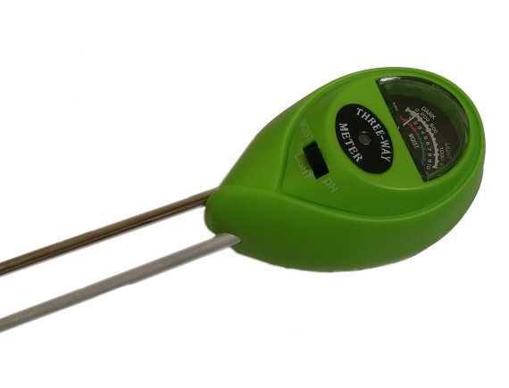 Мультитестер PH-200 3 в 1 ГринХелпер