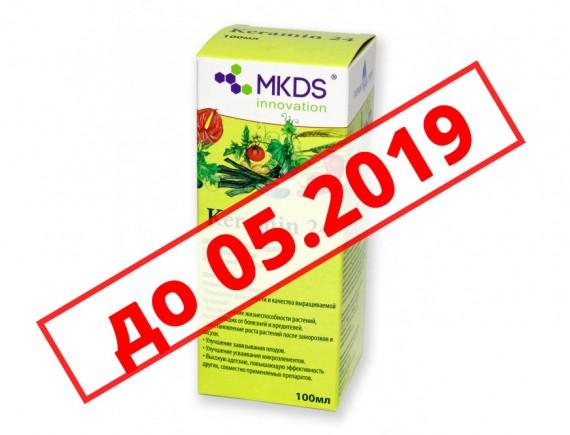 Органоминеральное удобрение Keramin 24 (100мл) (до 05.2019)