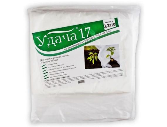 Укрывной материал Удача 17 (в пакете)