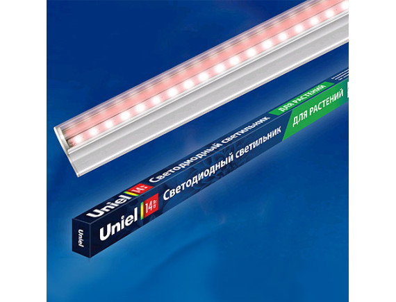 Светильник для растений светодиодный линейный Uniel ULI-P17-14W