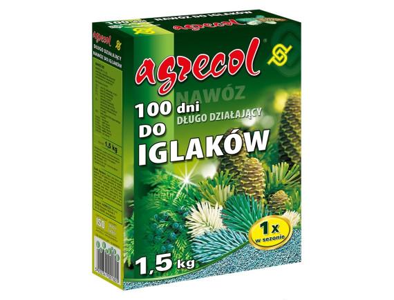 Удобрение Agrecol 100 дней для хвойных
