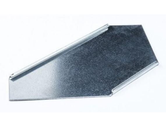 Крышка для углового соединения Ecoplanc