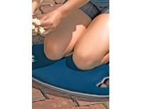 Подложка под колени Kneelo Burgon & Ball (синяя)