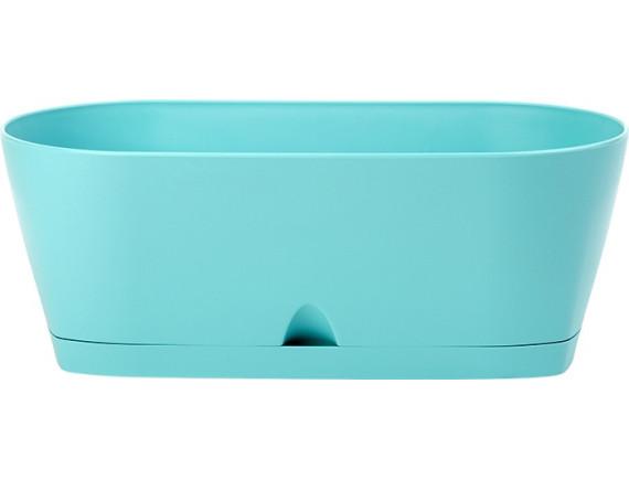Ящик балконный для цветов DRINA Urban (цвета в ассортименте)