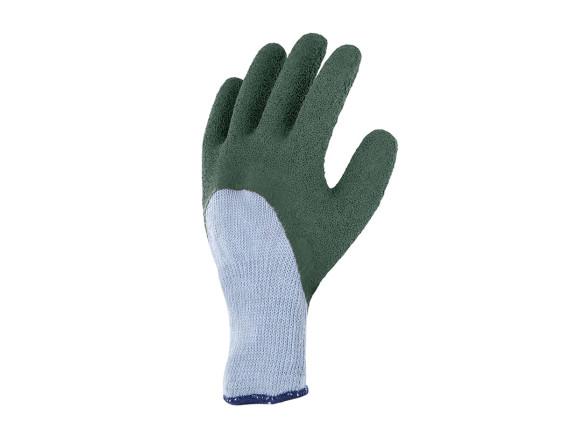 Перчатки латексные для роз Rosiers Blackfox (зеленые)