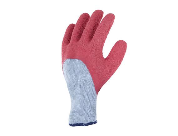Перчатки латексные для роз Rosiers Blackfox (коралловые)