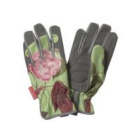 Перчатки садовые «Чайная роза» Collection Burgon & Ball