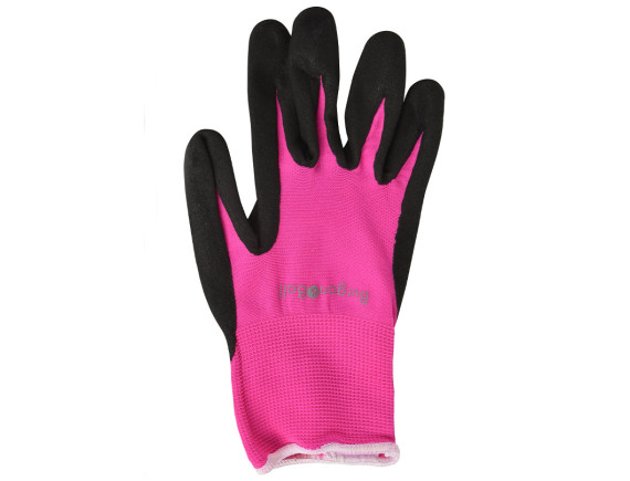 Перчатки садовые флуоресцентные Pink Florabrite Burgon & Ball