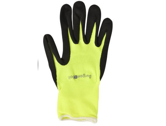 Перчатки садовые флуоресцентные Yellow Florabrite Burgon & Ball