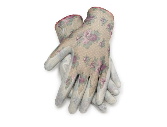 Перчатки садовые GardenGirl Roses Collection