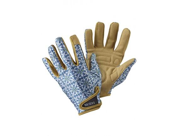 Перчатки садовые «Марокканские узоры» Briers