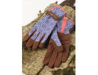 Перчатки садовые универсальные «Любимые» Burgon & Ball (сине-розовые)