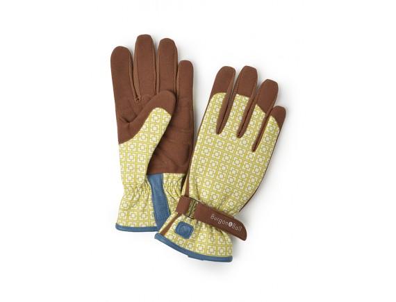Перчатки садовые универсальные «Любимые» Burgon & Ball (желтые)