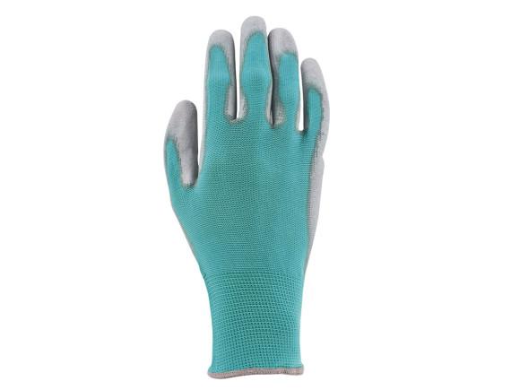 Перчатки тонкие для цветов и работы в саду Blue Lagoon Colors Blackfox