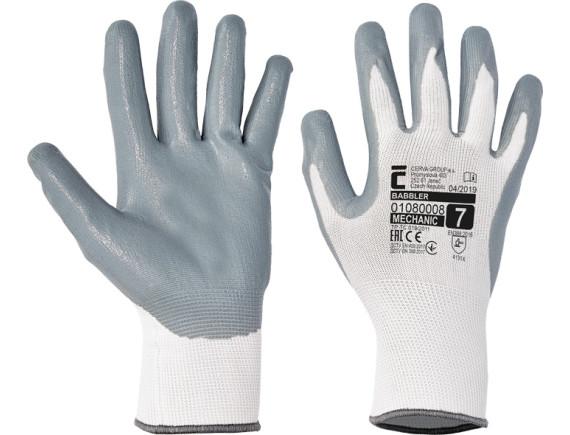 Рабочие перчатки прорезиненные Cerva Babbler