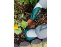 Перчатки садовые с нитрилом Plantation Blackfox (зеленые)