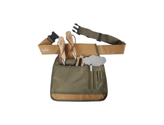 Пояс для инструментов Esschert Design (коричневый)
